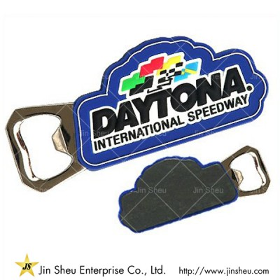 Customized PVC Bottle Opener - Customized PVC Bottle Opener