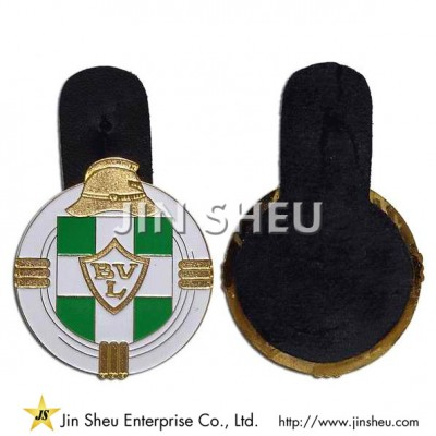 Leather Badge - Leather Badge