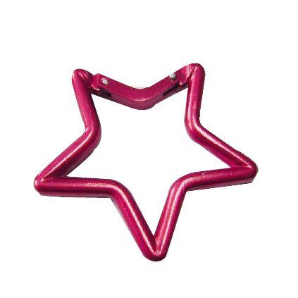 Star Shape Carabiner Hooks