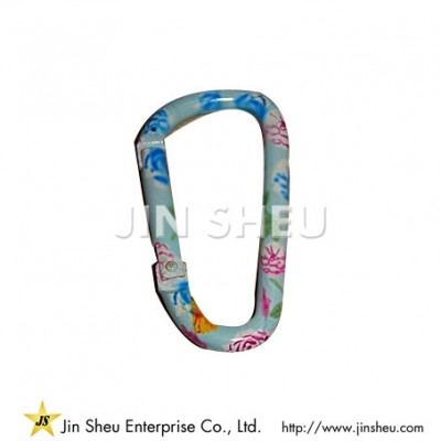 Customized Color Carabiner Hooks