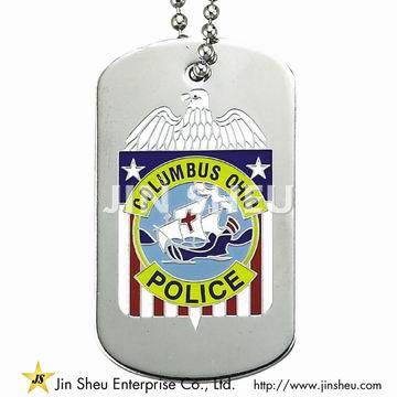 Police Dog Tag - Police Dog Tag