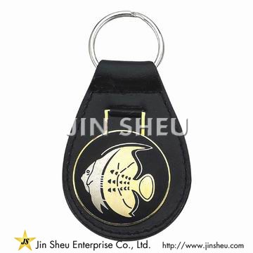 Promotional Leather Key Fobs