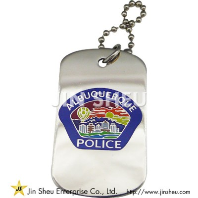 Customized Medical Alert Tags - Customized Medical Alert Tags