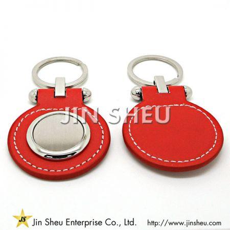 Nahkainen avaimenperä - Nahkainen avaimenperä