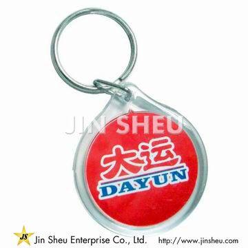 Plastic Keychain Manufacturer