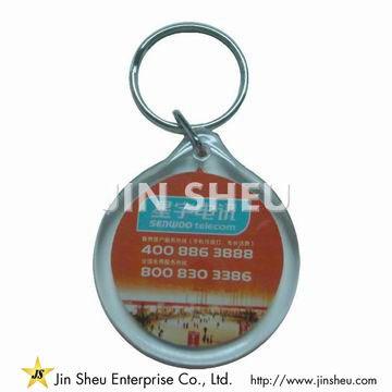 Manufacturer OEM Acrylic Keychain