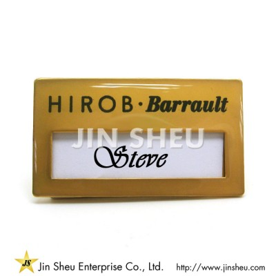 Magnetic Name Badge - High Quality Magnetic Name Badge