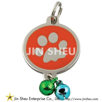 Custom Cat Tags