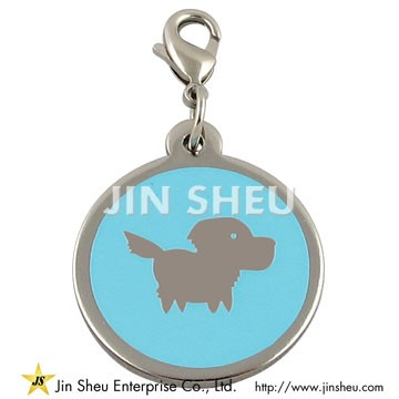 Metal Pet ID Tags