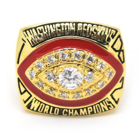 Washington Redskins Champion Ring - Washington Redskins Champion Ring