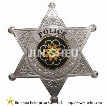 Custom Police Badges - Custom Made Police Badges