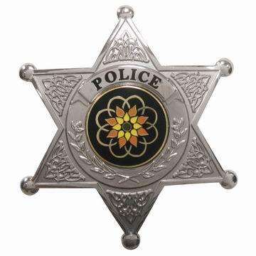 Custom Police Badges - Custom Made Police Badges