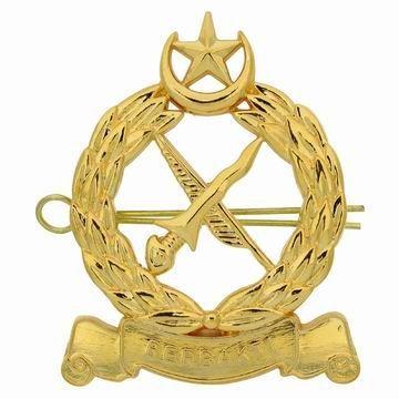 Army Cap Badges - Custom Army Cap Badges