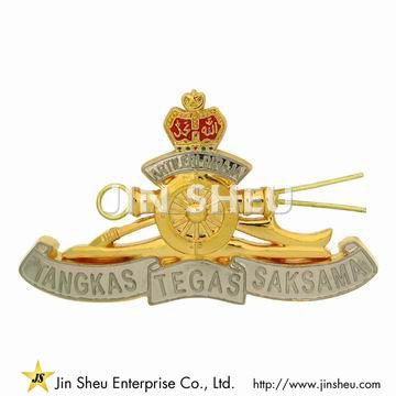 Military Cap Badges - Custom Military Cap Badge