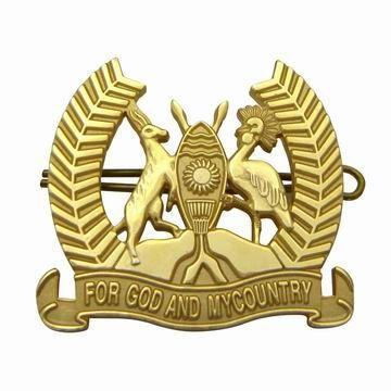 British Army Badges - Custom British Army Badges