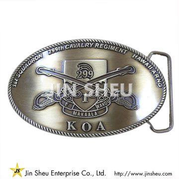 Custom Die Cast Belt Buckles