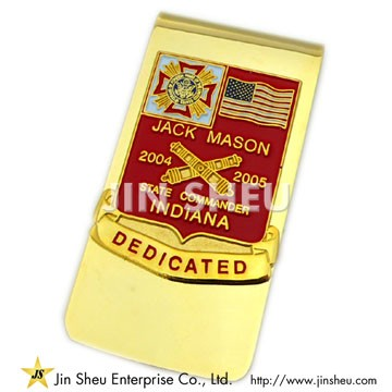 Souvenir Money Clip Supplier