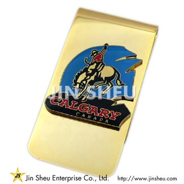 Souvenir Money Clip Factory