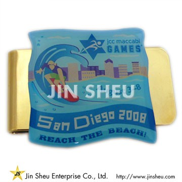 Slim Money Clips Supplier