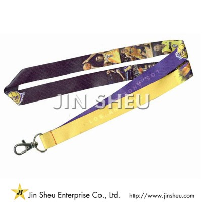 Personalized Heat Transfer lanyards - Personalized Heat Transfer lanyards