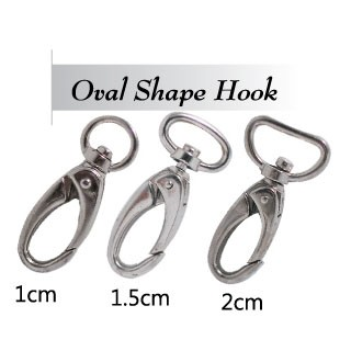 Oval Shape Hook
