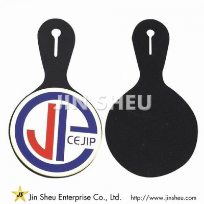 Promotional Leather Badges - Promotional Leather Badges