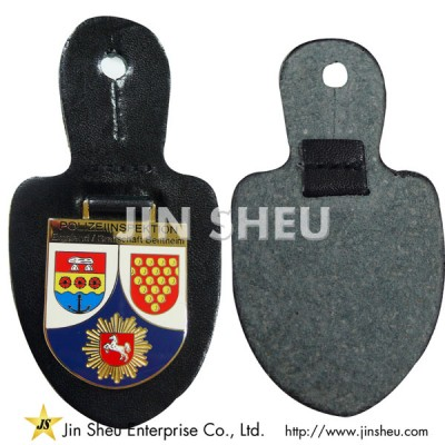Leather Badge Holders Manufacturer - Leather Badge Holders Manufacturer