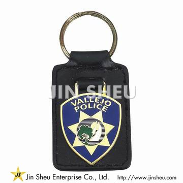 Customized Leather Key Fobs