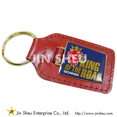 Leather Key Fobs Factory
