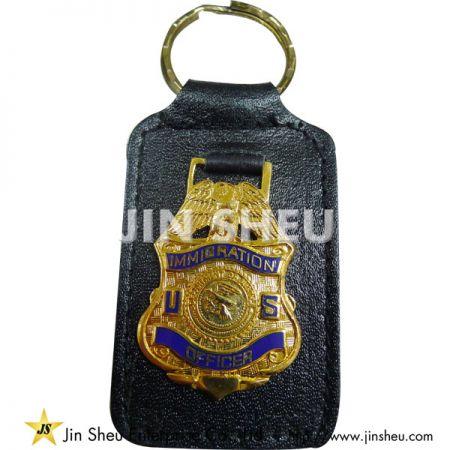 Souvenir Leather Key Fobs Manufacturer