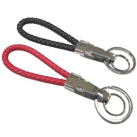 Mekaaninen nahkainen avaimenperä - Mekaaninen nahkainen avaimenperä