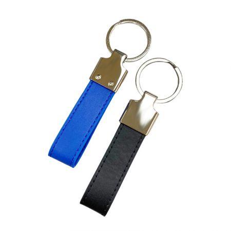 Leather Keyring - Leather Keyring