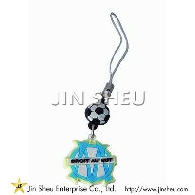 Soft PVC Mobile Phone Charms