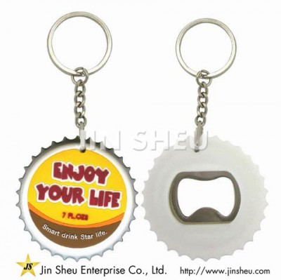 Bottle Cap Magnetic Bottle Opener - Bottle Cap Magnetic Bottle Opener
