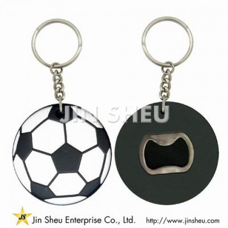 Soccer Ball Keychain - Soccer Ball Keychain