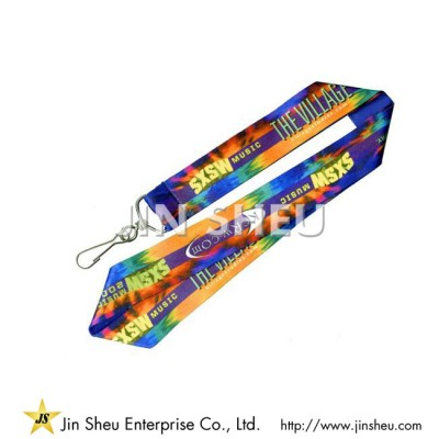Customized Sublimation Lanyards - Customized Sublimation Lanyards