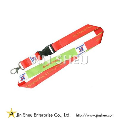 Customized Heat Transfer Printing Lanyards - Customized Heat Transfer Printing Lanyards