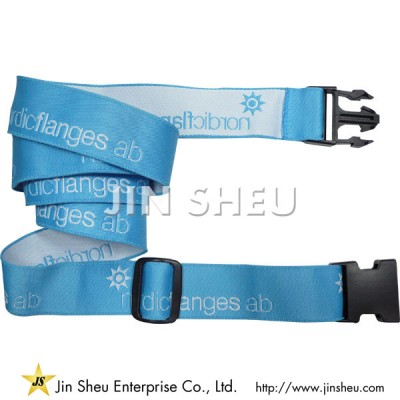 Woven Luggage Belts - Woven Luggage Belts