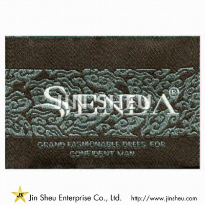 Customized Woven Clothing Label - Customized Woven Clothing Label