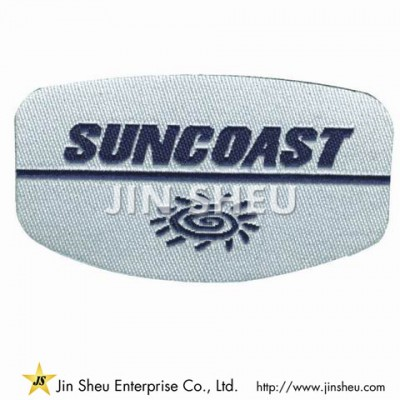 Woven Clothing Label - Woven Patches Supplier
