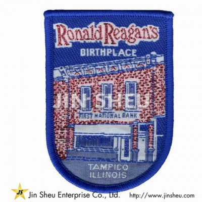 Custom Garment Woven Patches - Custom Garment Woven Patches