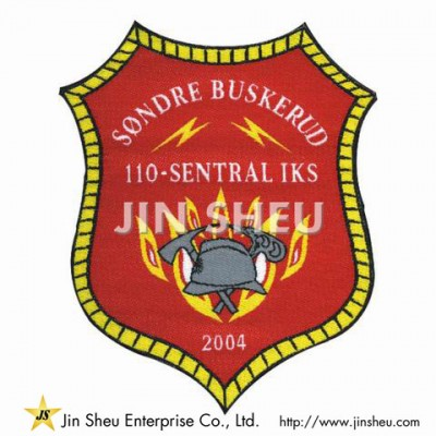 Custom Made Garment Woven Patches - Custom Made Garment Woven Patches