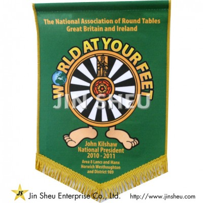 Customized Pennants