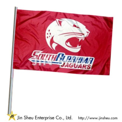 Custom Car Window Flag - Custom Car Window Flag