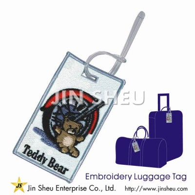 Customized Luggage Tags