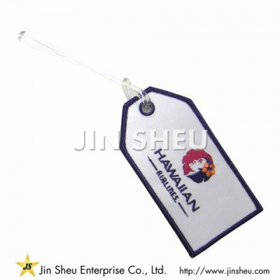 Airline Embroidery Custom Name Tags