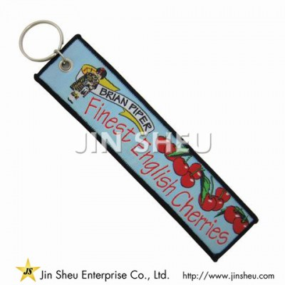 Custom Key Ring Tags