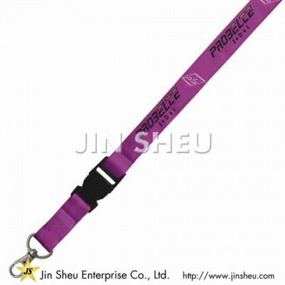 Woven Polyester Custom Lanyards