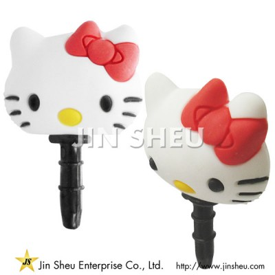 Hello Kitty Phone Plug