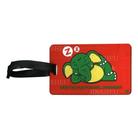 ID Card Luggage Tag - ID Card Luggage Tag